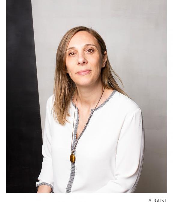 Interview Marlène Mollica sur la réfléxologie plantaire