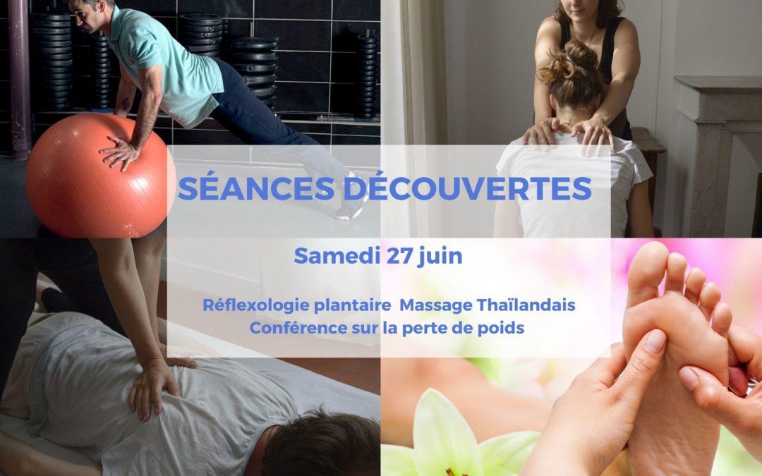 Week-end découvertes espace Coucoun samedi 27 et dimanche 28 juin 2020
